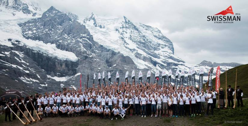 Swissman Switzerland 2014: Becoming aSwissman