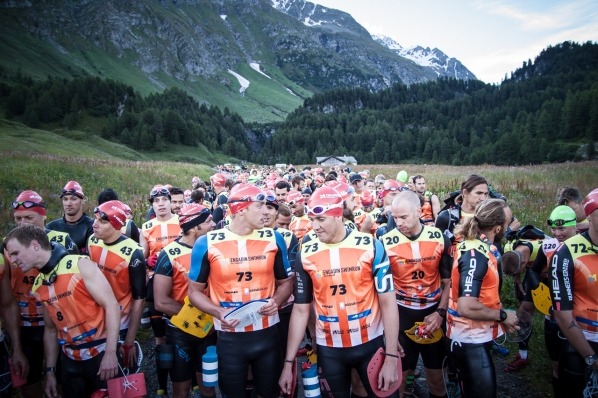 Engadin Swimrun Schweitz 2014, photocredit Nadja Odenhage
