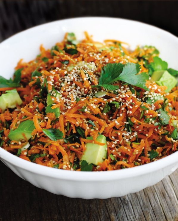 asian-carrot-avocado-salad-from-thrive-foods-by-brendan-brazier-e434959c5cf7a931